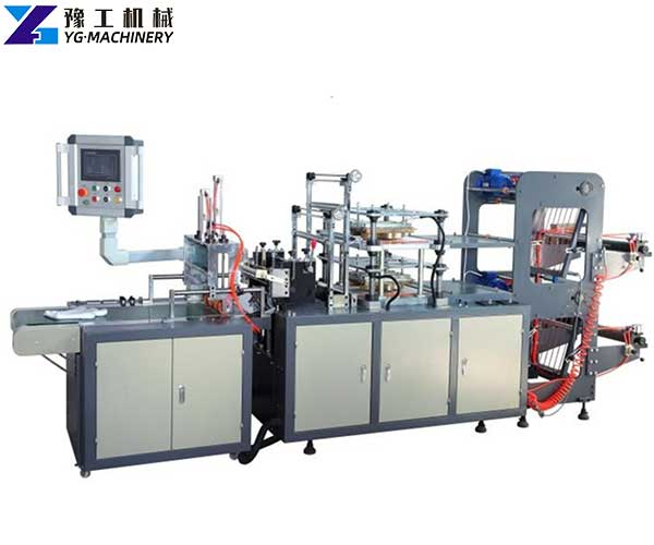 PE Glove Making Machine