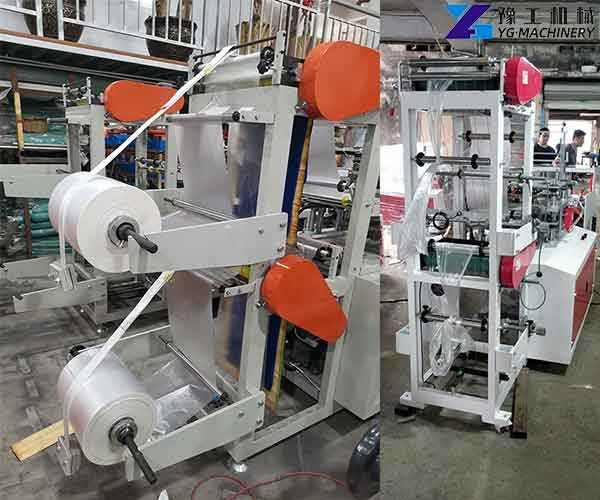 PE Glove Making Machine for Sale