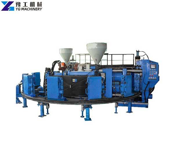 PVC Shoe Injection Molding Machine