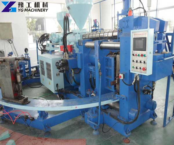 PVC Shoes Production Line Machine
