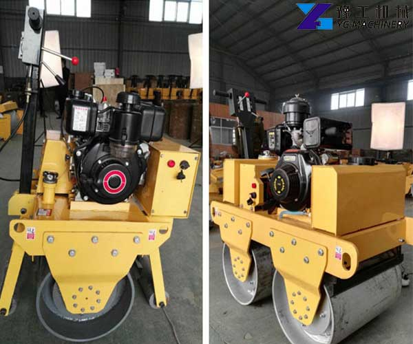 Paver Compactor