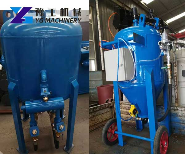 Sandblasting Machine Price