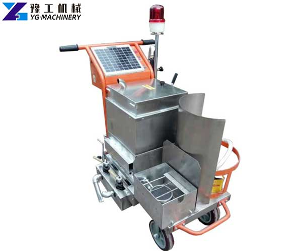 Solar Crack Filler machine