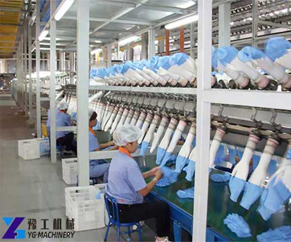 Surgical Gloves Manufacturing Machines