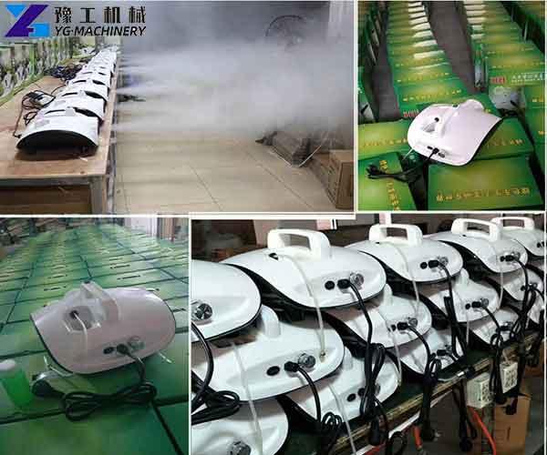 Disinfection Fogging Machine Manufacturer