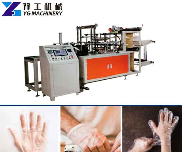 Disposable Plastic Glove Making Machines