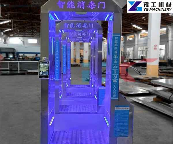 Disinfection Door Manufacturer