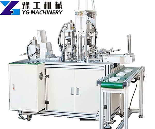 Disposable Face Mask Machine for Sale