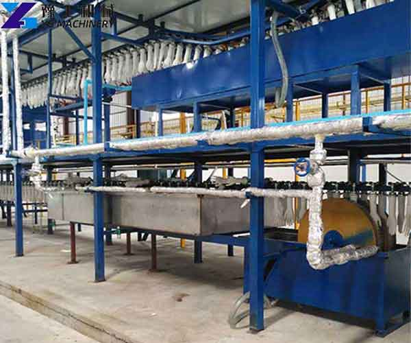 Disposable Gloves Making Machine