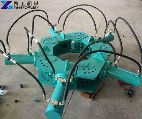 Hydraulic Pile Breaker