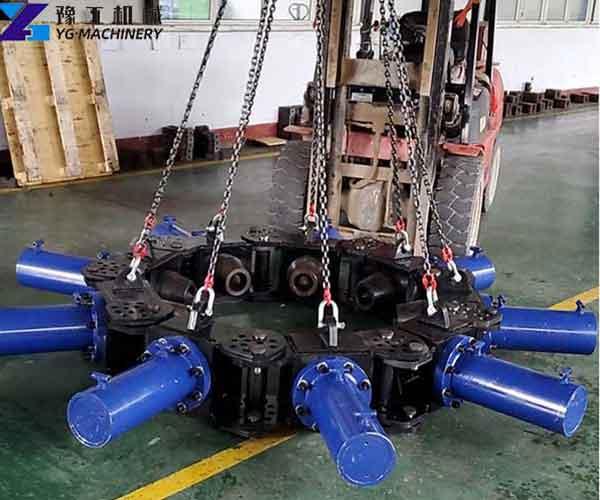 Hydraulic Pile Breaking Machine Manufacturer