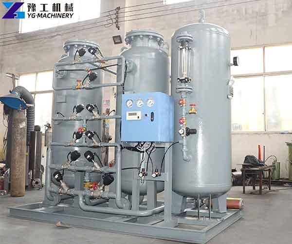 Industrial Oxygen Generator System