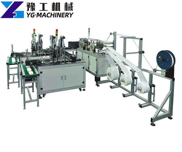 One-Drag-OnePlane Mask Making Machine
