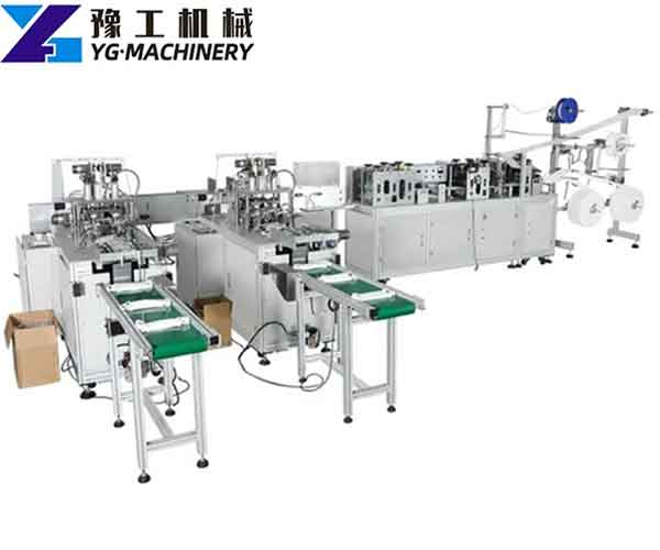 One-Drag-Two Plane Mask Making Machine
