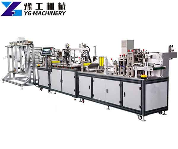 Surgical Face Mask Making Machine for Sale