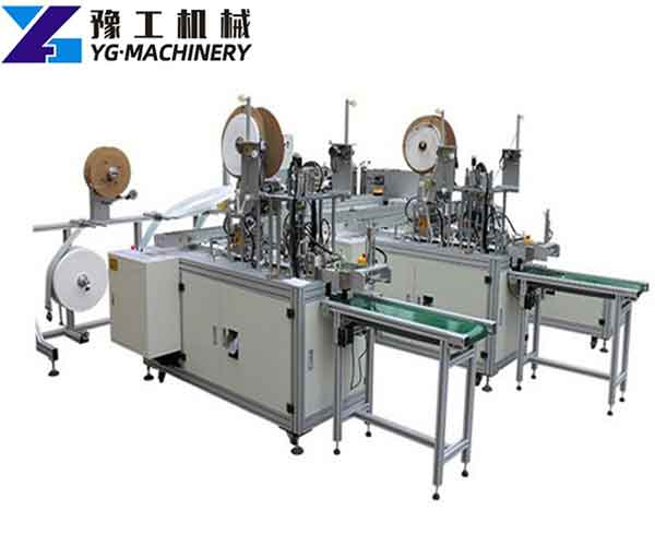 Surgical Mask Making Machine for Sale