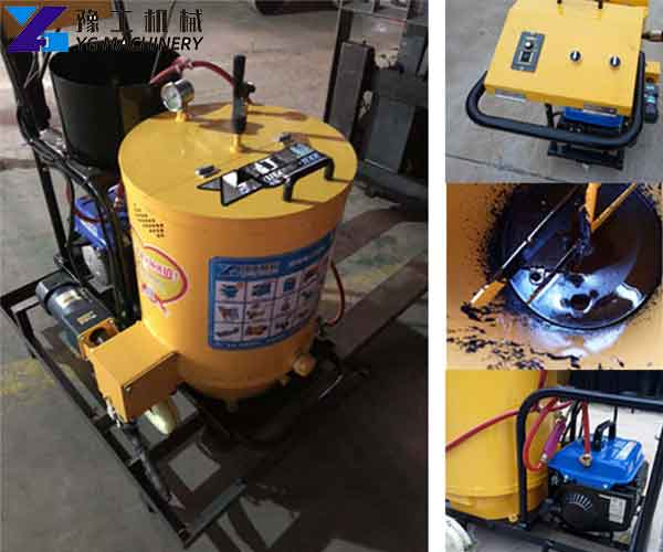 Asphalt Sealing Equipment