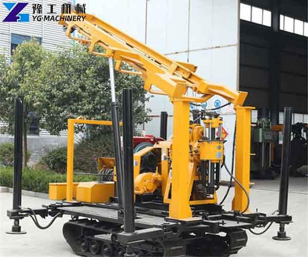 Crawler Core Drilling Machine