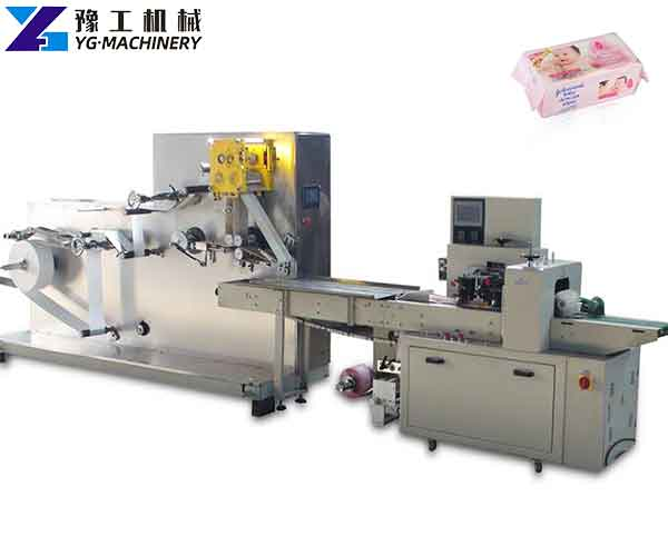 Disposable Wet Wipes Making Machine
