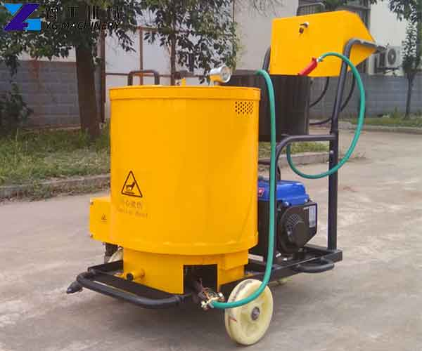 Hand Push Asphalt Crack Sealing Machine