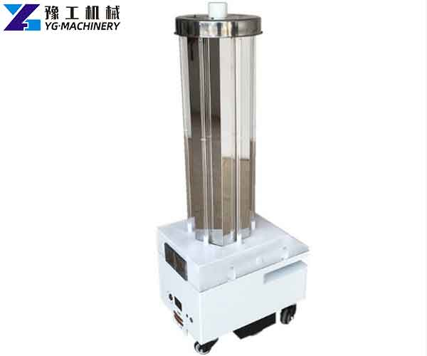 Smart Disinfection Robot