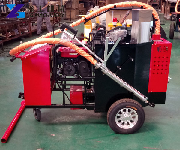 Trailer Type Asphalt Crack Sealing Machine