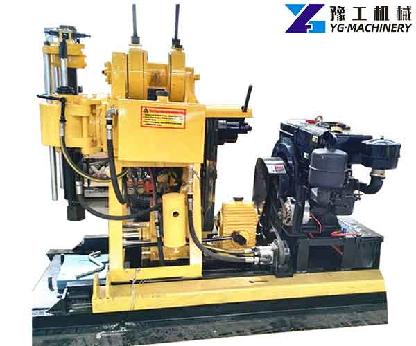 Truck-mounted Core Drilling Rig