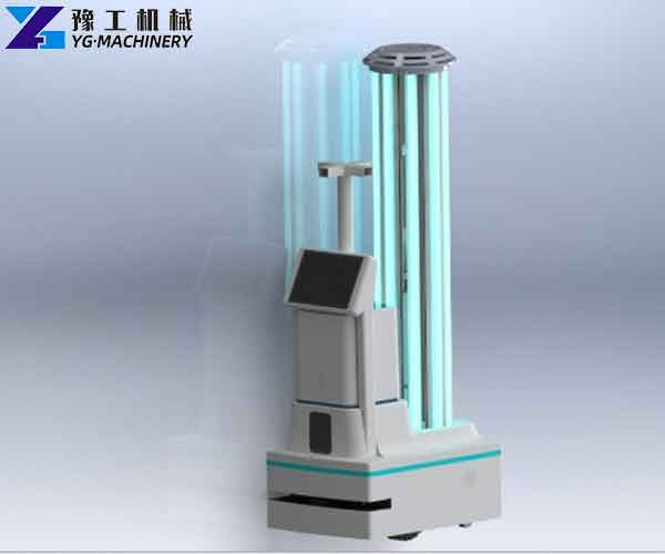 UV Light Disinfection Robot