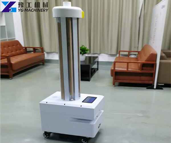 UVC Disinfection Robot