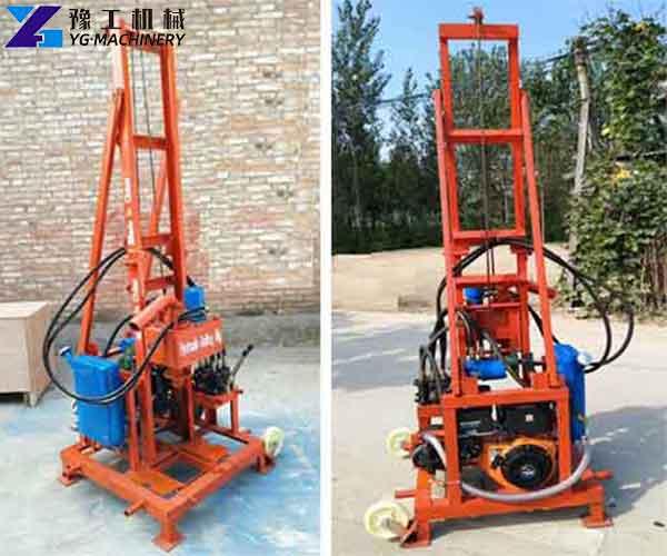 Water Well Drilling Machine Price