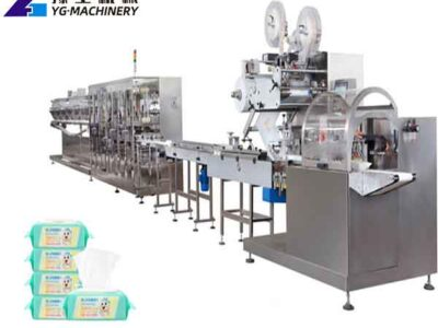 Wet Wipes Making Machine