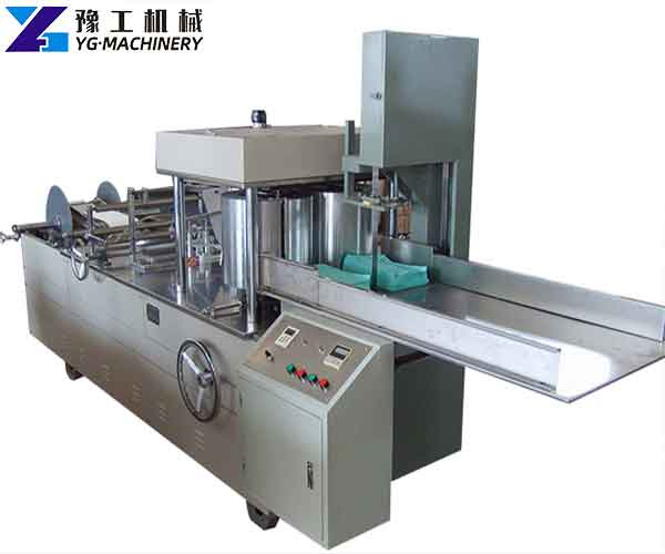 Wet Wipes Manufacturing Machine