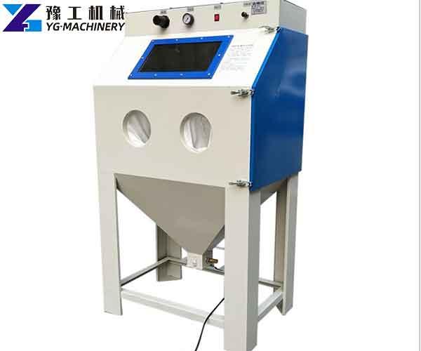 Dry Sandblasting Machine