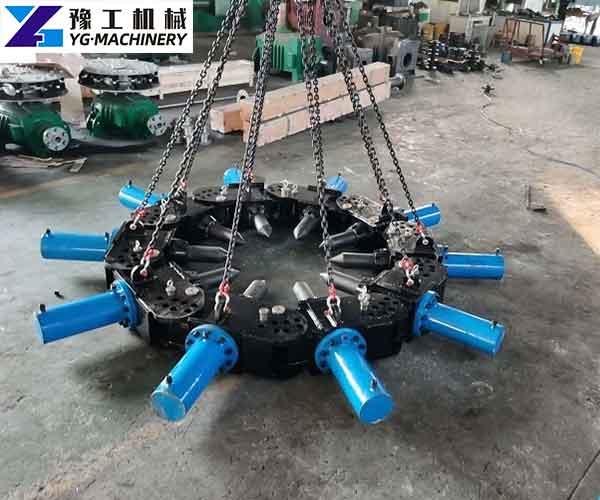 Hydraulic Pile Cutter Machine