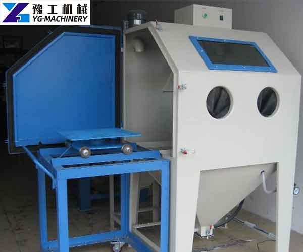Industrial Sandblaster Machines