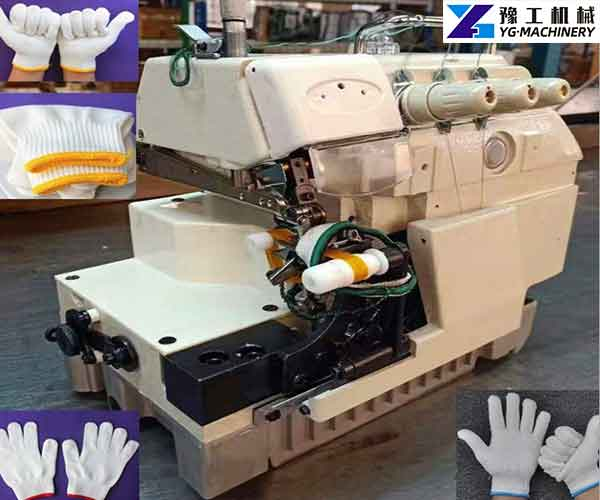 Labor Protection Glove Making Machine
