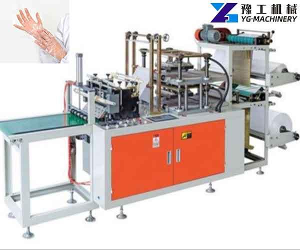 Plastic Glove Making Mchine