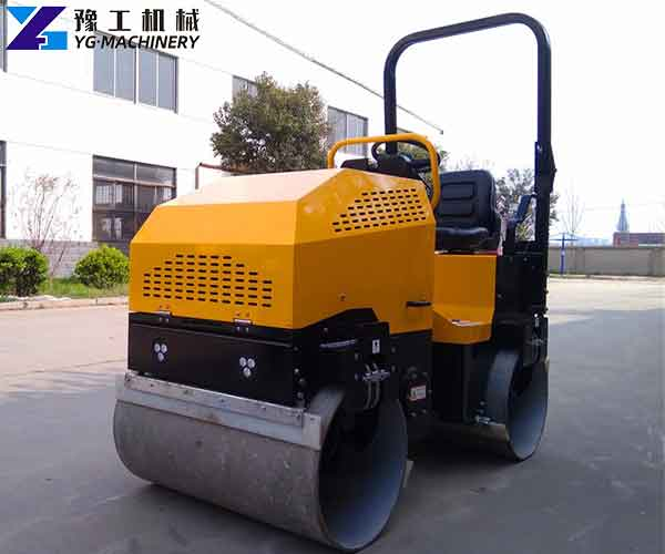 Ride-on Compactor