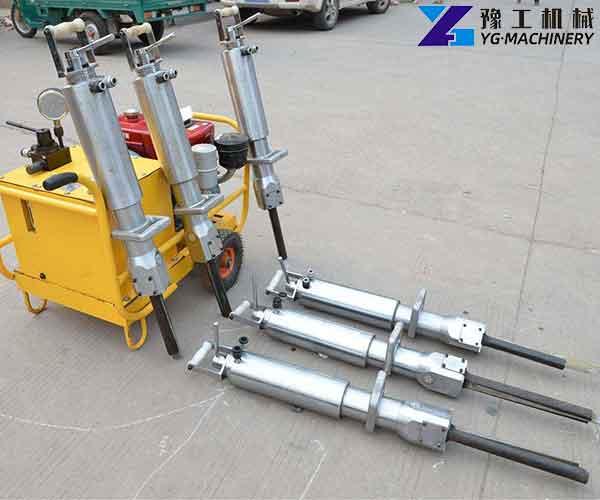 Rock Splitter Equipment