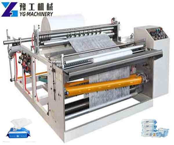 Wet Tissue Manufacturing Machine