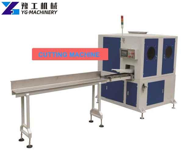 Toilet Paper Cutting Machine