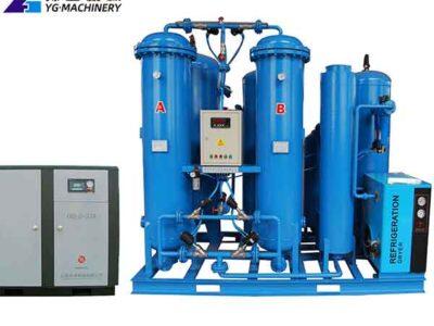 Industrial Oxygen Generator in Spain
