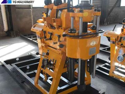 Core Drilling Rig for Sale in Chile
