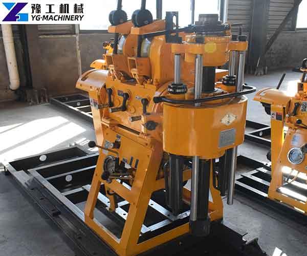 Hydraulic Core Drilling Rig