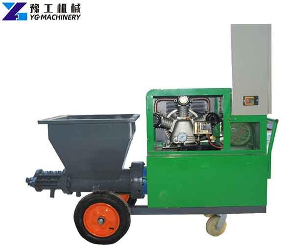 Concrete Mortar Spraying Machine