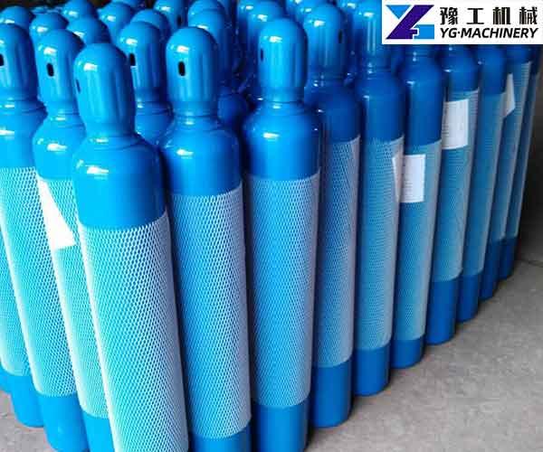 Oxygen Cylinder Manufacturers