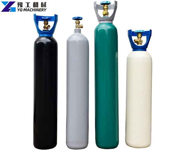 Small Oxygen Cylinder