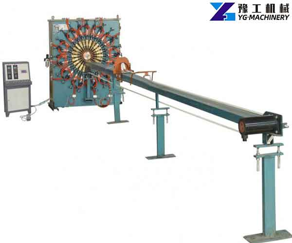 Umbrella Manufacturing Machine