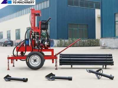 Water Borehole Drilling Machine for Sale in Philippines