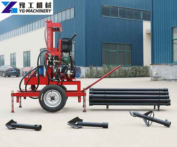 Water Borehole Drilling Machine for Sale